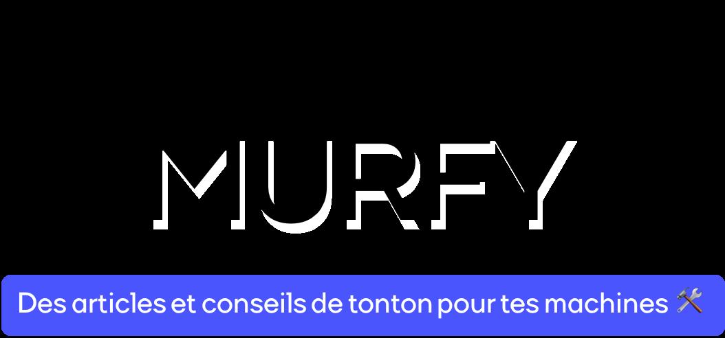 Murfy | Le Blog de Tonton Murfy