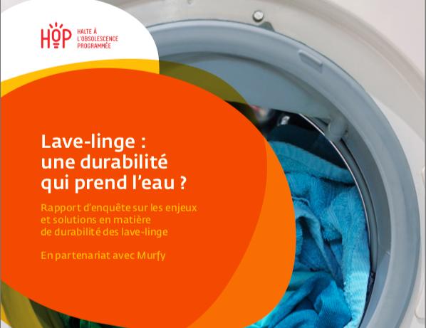 Obsolescence Des Lave Linge Une Durabilité Qui Prend Leau